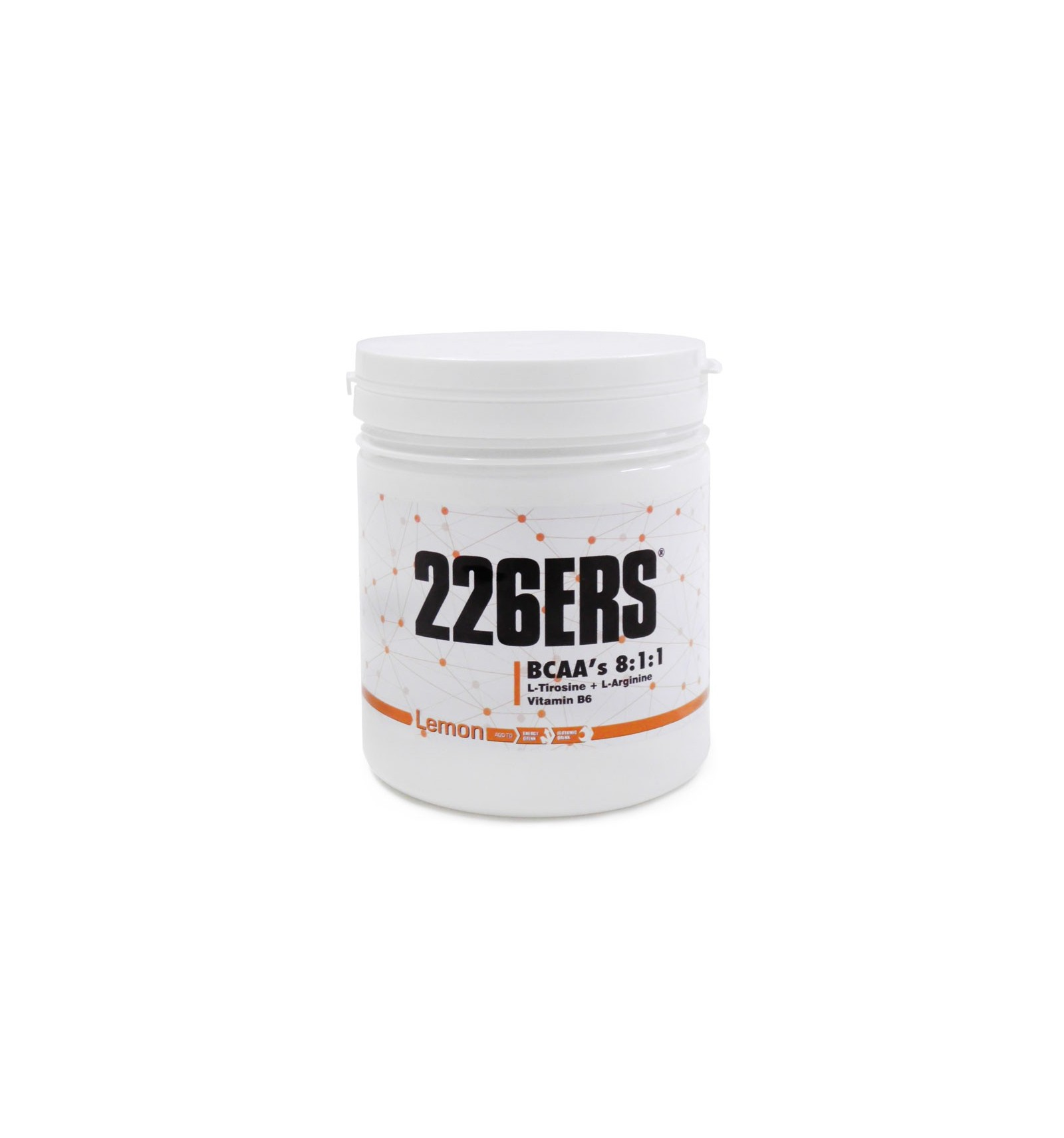 PW-BC-300-LM 226ERS BCAA'S 300G LEMON - 226ERS