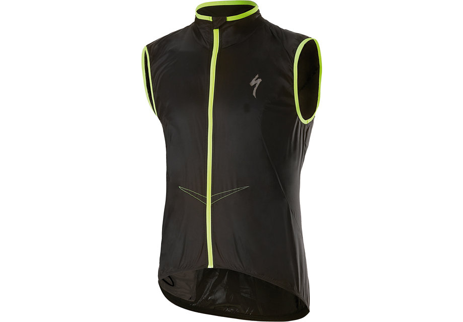 DEFLECT COMP WIND VEST - SPECIALIZED