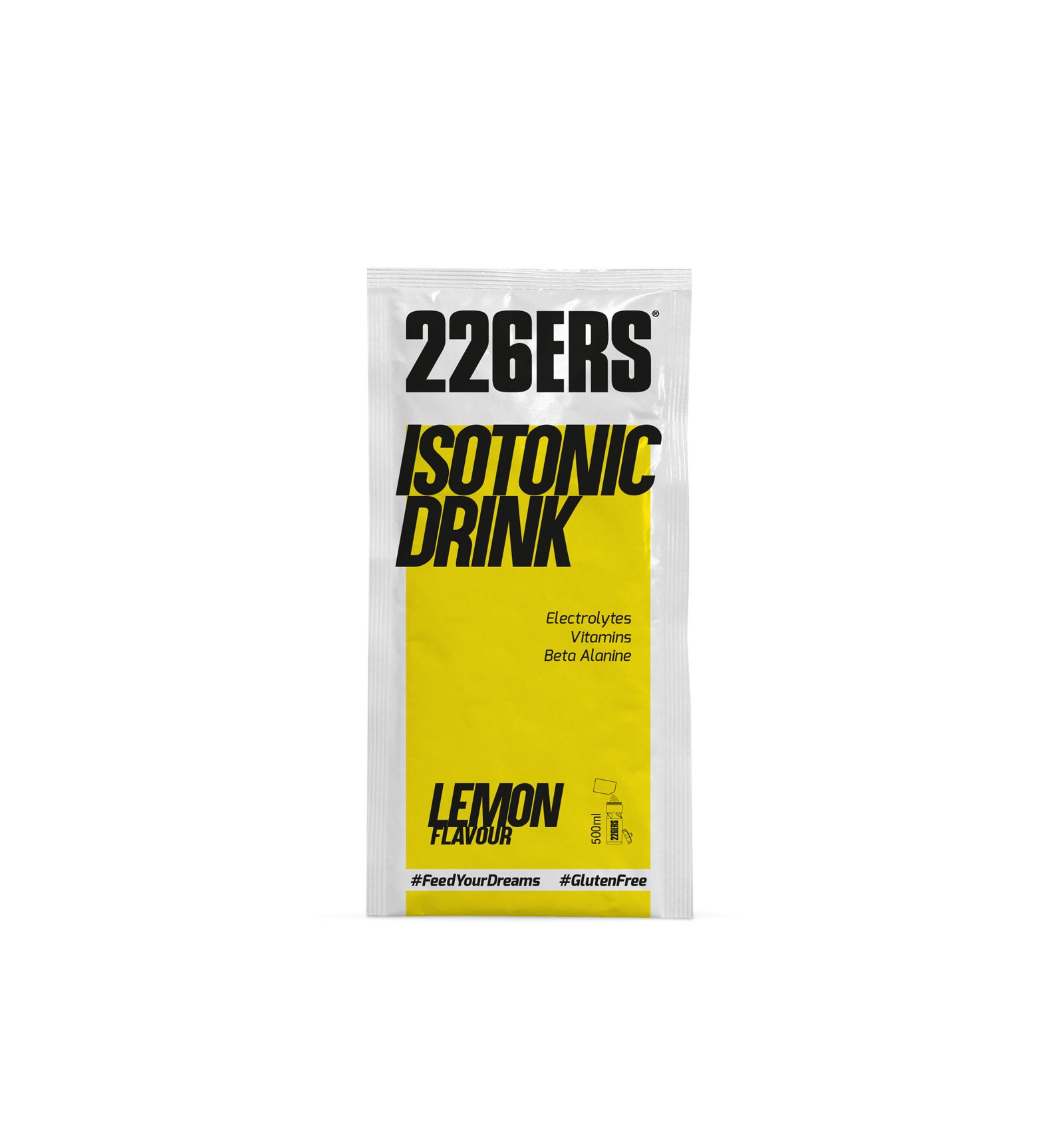PW-ID-020-LM SOBRE 226 ISOTONIC DRINK LIMON 20GRS - 226ERS