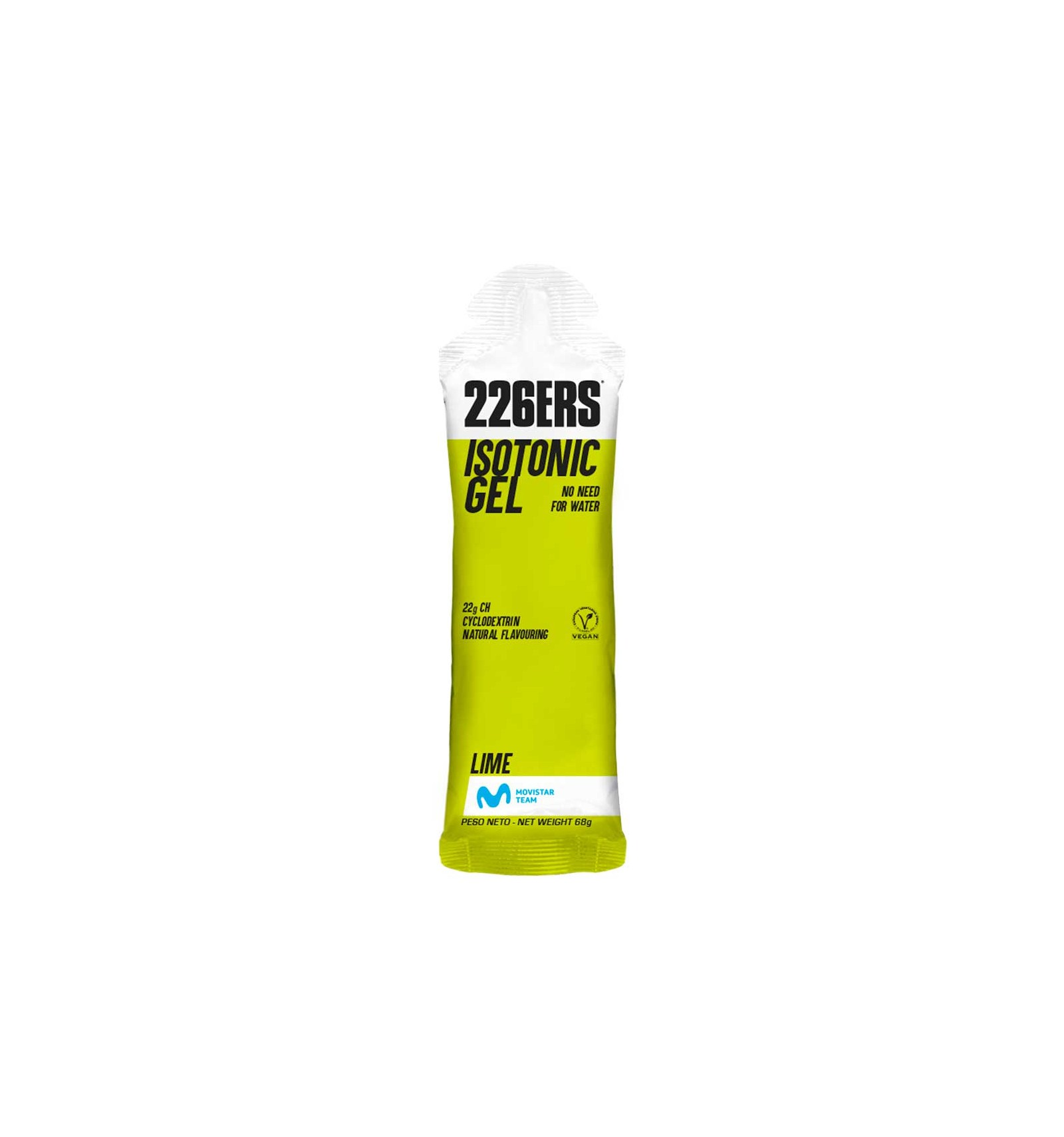 GL-IG-068-LI ISOTONIC GEL LIME - 226ERS