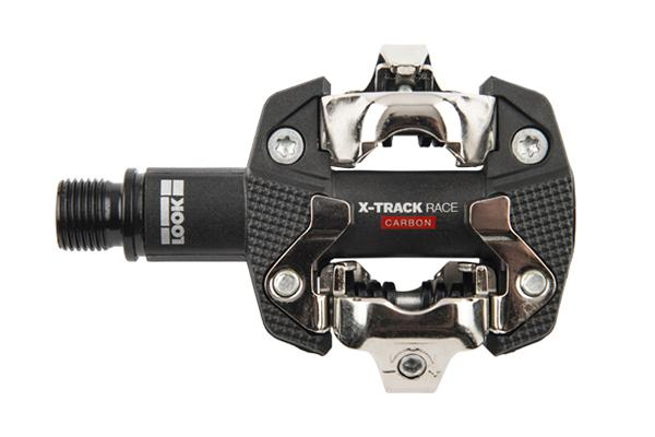 PEDALS LOOK MTB X-TRACK RACE CARBON - LOOK
