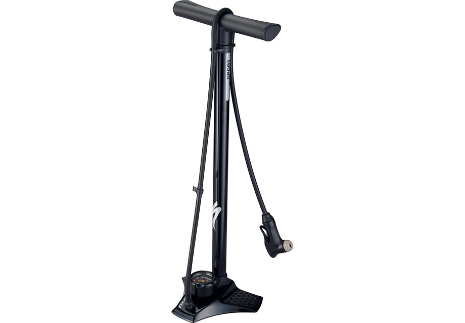 AIR TOOL SPORT SWITCHHITTER II FLOOR PUMP - SPECIALIZED