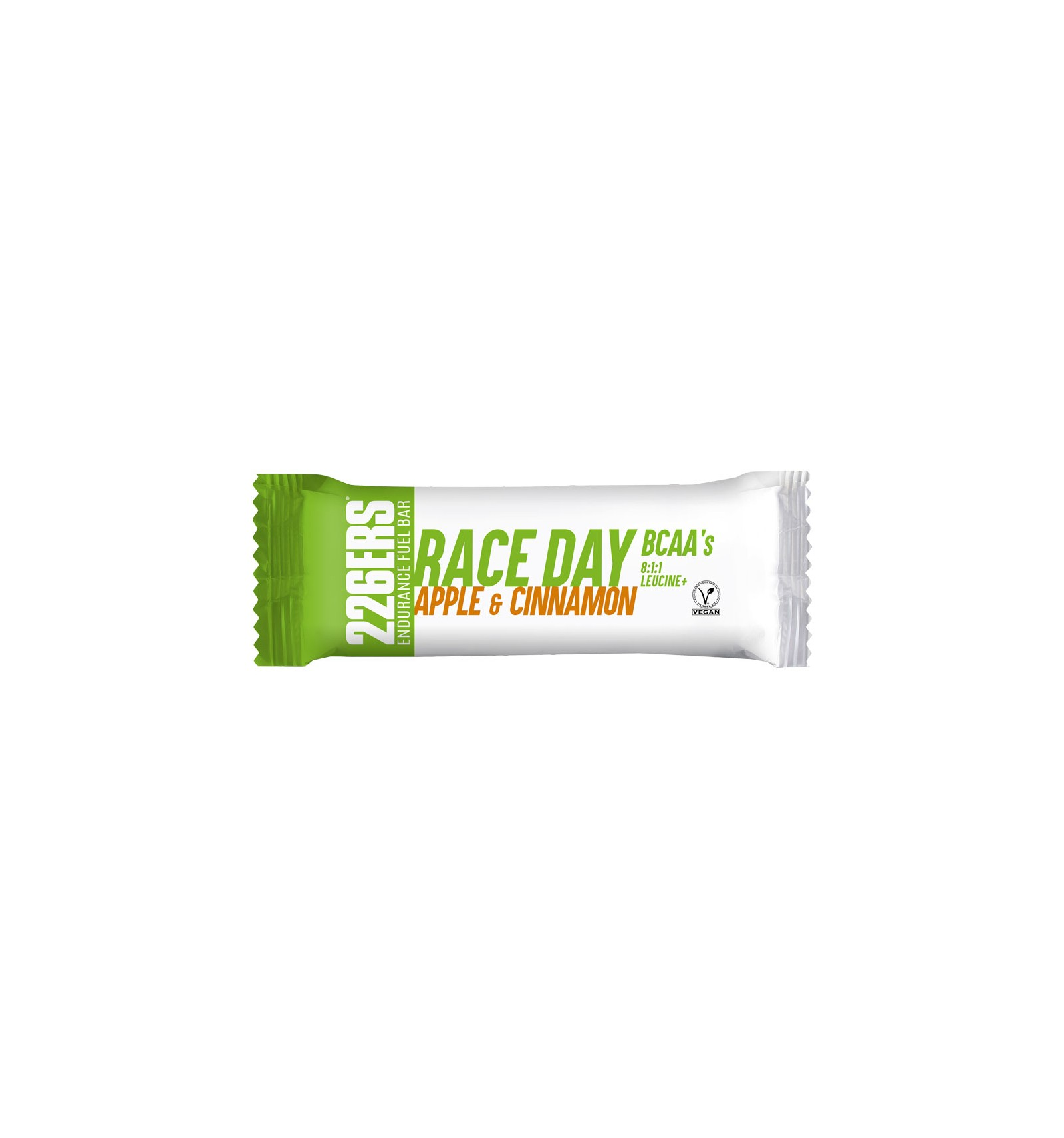 BA-RD-0470-AC RACE DAY BAR BCCAS 40GR APPLE & CINNAMON - 226ERS