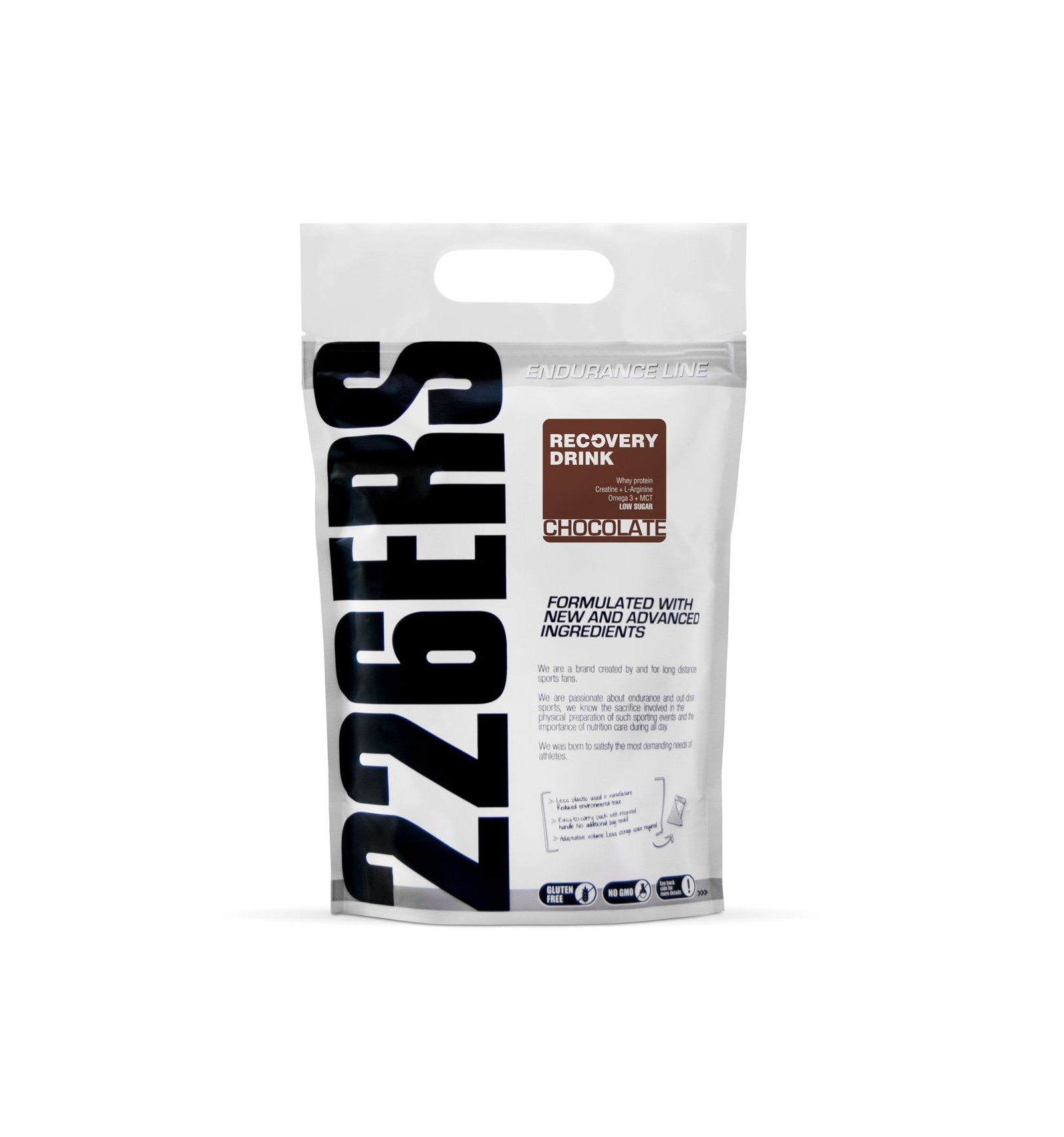PW-RD-01K-CH 226 RECOVERY DRINK 1KG XOCOLATA - 226ERS